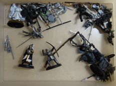 Lord of the Rings - Games Workshop - Grote collectie figuren + accessoires.