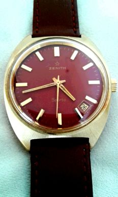 ZENITH men's wristwatch from the 1960s/70s