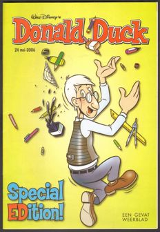 Donald Duck Weekblad - Special EDition! - sc - 1st edition (2006)