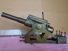"""""""The gun of Navarone"""" - Hand-made miniature reproduction of a cannon"""