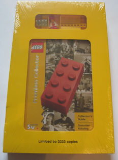 Books - LEGO Collector's Guide 1st Edition - Limited Premium Edition