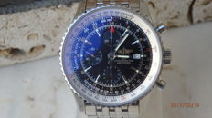 Breitling Navitimer World GMT Ref. A24322 - Men's watch