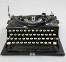 Imperial the Good Companion Type Writer 1930ies