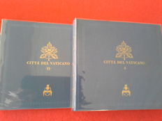 Vatican – Beautiful complete collection – 2 albums – 1965-1995 – 648 F.S. + 13 sheets
