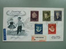 The Netherlands - postal items and miscellaneous, starting from 1877.