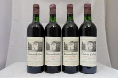 1975 Chateau Taillefer, Pomerol, France - 4 bottles (75cl)