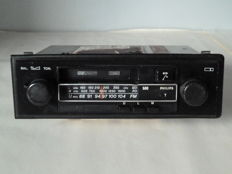 Philips AC500 - Stereo car radio cassette - 1982