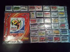 Panini - 2010 South Africa - Empty album + complete 638 stickerset.