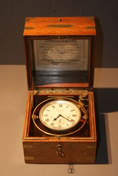 Chronometer by Waltham - ca 1940