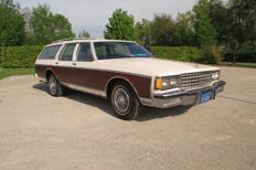 Chevrolet - Caprice Estate Woody - 1984