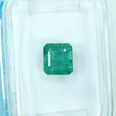 Emerald - 1.16 ct - no reserve price