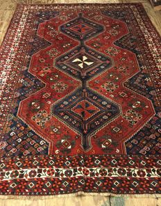 Persian Ghashgai carpet - 316 x 220 cm