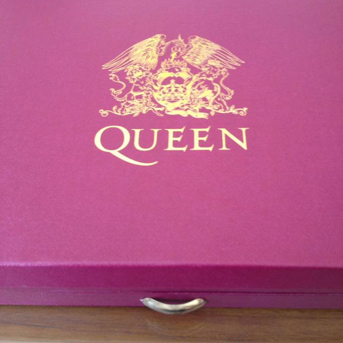 Queen ‎– Limited Edition Box Of Tricks.