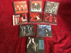 The White Stripes/Jack White CD Collection