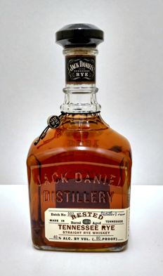 Jack Daniel's Rested Rye Whiskey Batch No. 2
