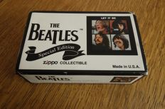 Beatles - Special Collector Box Edition by Zippo.