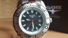 Elysee Competition – men's diver's watch – 30 ATM