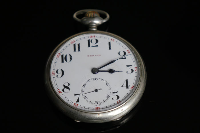 dating zenith pocket watches