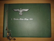 Interesting Wehrmacht WW2 Photo Album