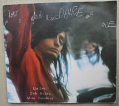 LEVI, Lia ; DYLAN, Bob ; GINSBERG, Allen - Oh How Glad will you Dance with me - 1974