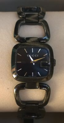 Gucci YA Swiss Made 125.5 – Women's watch