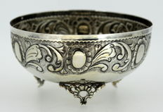 Antique Norwegian silver bowl, ca.1910