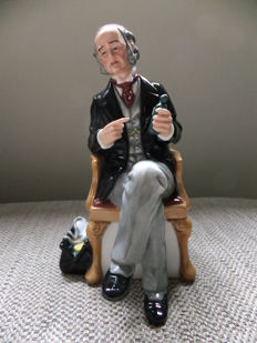 Royal Doulton figurine THE DOCTOR