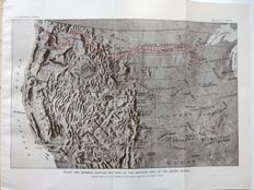 Geological guidebook of the Western United States part A,B,C,D complete - 1915/1916