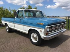 Ford - F250 Camper Special. Ano: 1969