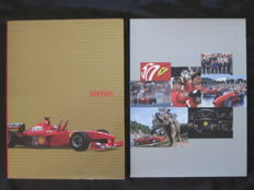 Official Ferrari Yearbooks book collection