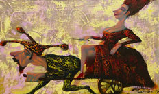Valery Stratovich - The carriage