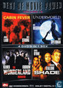 Cabin Fever + Underworld + The Wonderland Murders + Shade