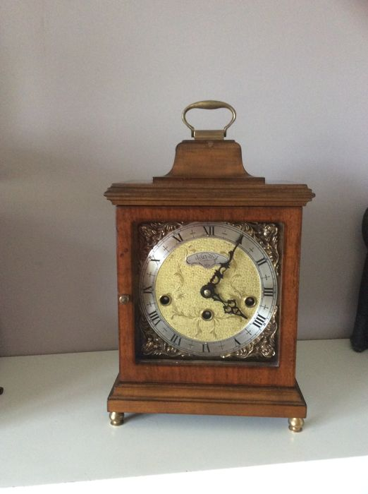 Westminster table clock - Warmink - period 1980