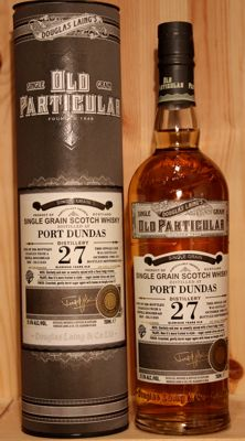 Port Dundas 1988/2016, 27 Glorious years old Single Grain Scotch Whisky incl. Box,  Old Particular / Douglas Laing & Co, closed distillery