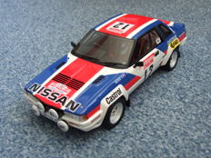 Otto Mobile - Schaal 1/18 - Nissan 240 RS Groupe B #12