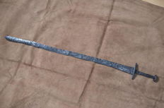 Khazar heavy sword (palash) - 900 mm