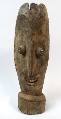 Old Orator's Mask - Korogo Village, SEPIK - Papua New Guinea