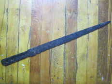 Medieval iron thickness cord- 510 mm *no reserve*