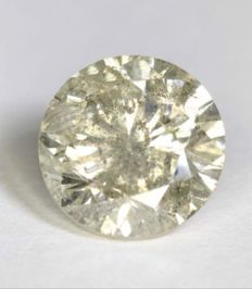 Diamond – 2.59 ct – IGL certificate