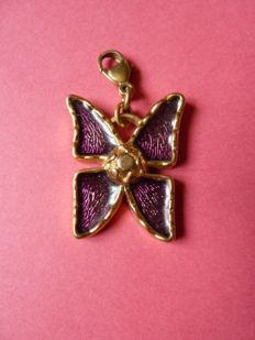 Yves Saint Laurent – Butterfly Pendant.