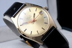POLJOT 17 JEWELS –  Soviet men's wristwatch – from 70s