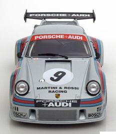 Norev - Scale 1/18 - Porsche 911 RSR 2.1 Turbo #9 - 6h Watkins Glen - Limited 1000 pieces. - Drivers: Müller / van Lennep