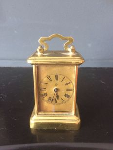 Carriage Travelling Clock – Ansonia New York, USA – Year of production 1890