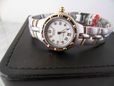 Krug Baumen Regatta Diamond Women's Wristwatch, never worn.