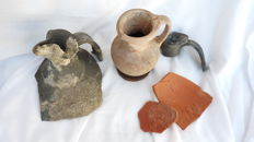 Beautiful artifacts from the Roman period (5) 15-18 cm