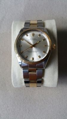Rolex- Oyster Perpetual- unisex 1989