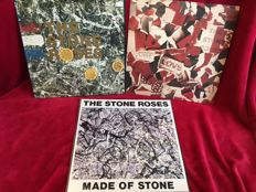 The Stone Roses First Press Vinyl Editions