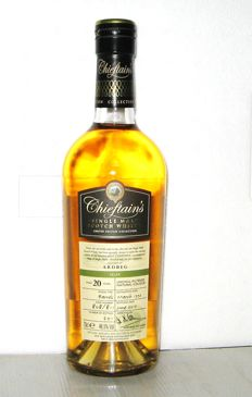 1996 Ardbeg 20 Years Old- Islay - 70cl. - 46,5% - Chieftain's
