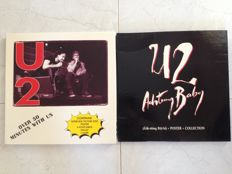 Very rare U2 box sets : Achtung baby - Over 50 Minutes With Us