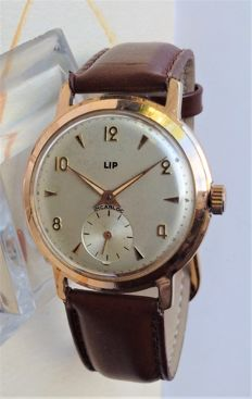 LIP R 25 - men's watch - 1960s watch